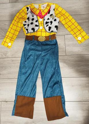 Карнавальний костюм шерифа