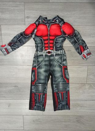 Карнавальний костюм ant-man