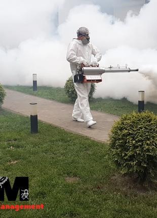 Дезінсекція від комарів