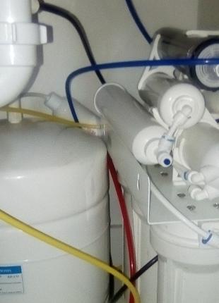 Установка и сервисное обслуживание фильтров для воды