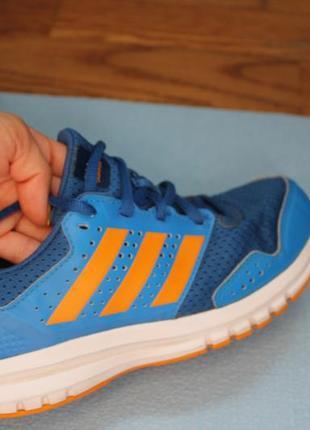 Синие кроссовки adidas 35,5p оригинал