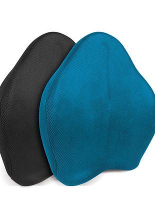 Подушка Penelope - Back Active черный антиаллергенная 53*43*9