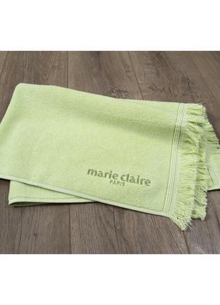 Коврик для ванной Marie Claire - Frangine зеленый 60*80