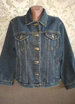 Джинсовая куртка, пиджак, джинсовка