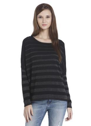 Only черный джемпер свитер пуловер оверсайз  oversized