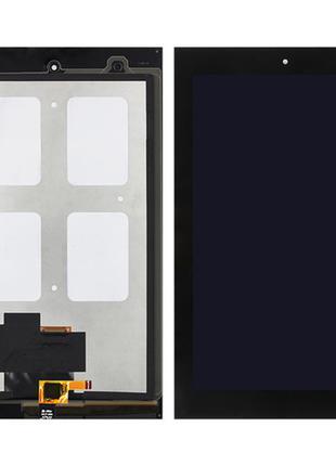 Дисплей + тачскрин для планшета Lenovo Yoga Tablet 8 B6000, че...