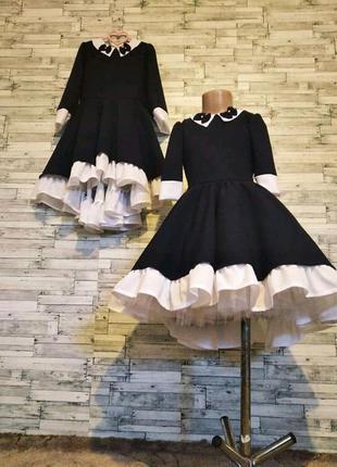 Платье школьное для девочки новое школу