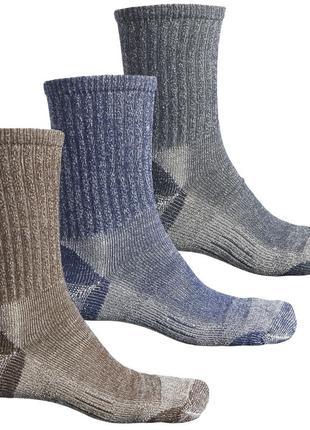 Набор  носки с шерстью мериноса omni wool оригинал из сша