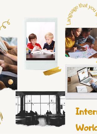 Изучение более 50 языков онлайн индивидуально от онлайн-школы IWL