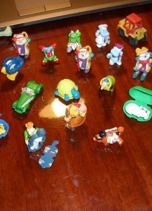Игрушки с Киндера Сюрприза ( Kinder Surprise ) 22шт. Дешего В ...