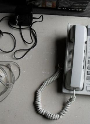 Телефоны Panasonic KX-T2365 Быстрый набор LCD дисплей Часы Про...
