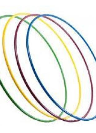Обруч металлический Hula Hoop большой 95 5см
