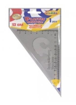 Треугольник CLASS 9026 на 13 * 7 5см 60 градусов пластик (1/12...