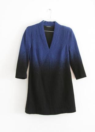 Шерстяное платье на холодное время года blacky dress berlin