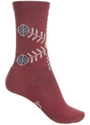 Носки женские с шерстью мериноса woolrich оригинал из сша