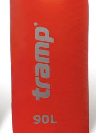 Гермомешок Nylon PVC 90 красный. гермомешок. водонепроницаемая...