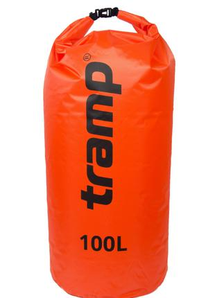 Гермомешок 100л. Tramp-orange. гермомешок. водонепроницаемая у...