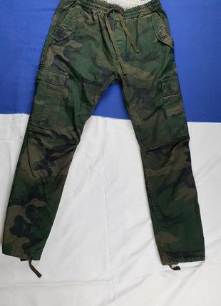 Камуфляжные штаны  carhartt