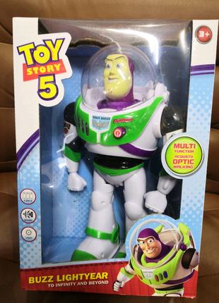 Buzz lightyear, Баз лайтер, розмір 29 см Toy Story