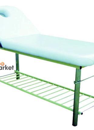 Массажный стол B/S мод 219 молочный