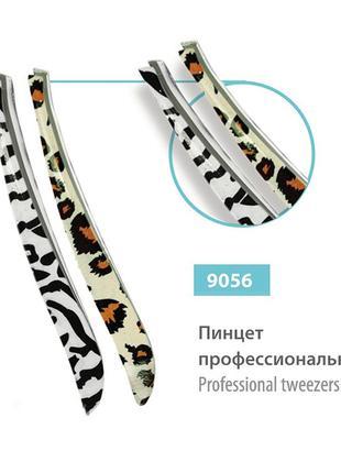 Пинцет скошенный SPL 9056