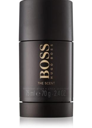 Hugo Boss BOSS The Scent дезодорант-стік для чоловіків