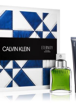 Calvin Klein Eternity for Men подарунковий набір XVIII. для чо...