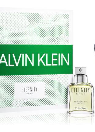 Calvin Klein Eternity for Men подарунковий набір II. для чолов...