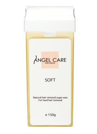 Сахарная паста в картридже Angel Care Soft мягкая 150 г