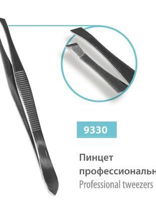 Пинцет скошенный SPL 9330