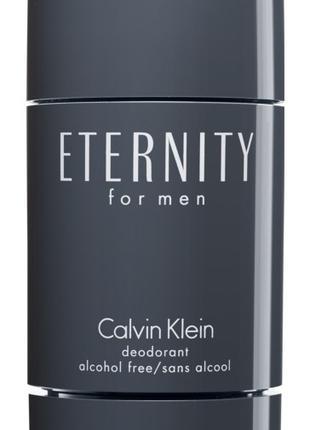 Calvin Klein Eternity for Men дезодорант-стік без спирту для ч...