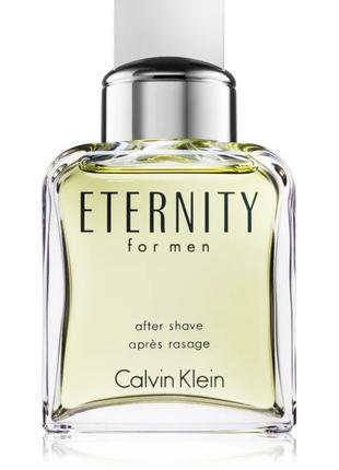 Calvin Klein Eternity for Men тонік після гоління для чоловіків