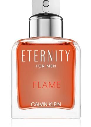Calvin Klein Eternity Flame for Men туалетна вода для чоловіків