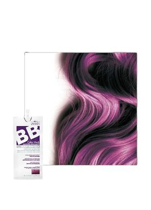 Тонирующая маска Hair Company Inimitable BB Color фиолетовый 2...