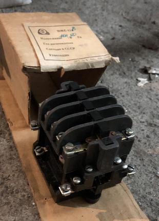 Пускатель ПМЕ-111В 110в, 50гц