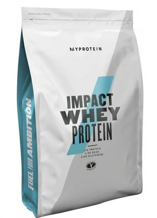 Протеин сывороточный MyProtein Impact Whey Protein (без вкуса)...