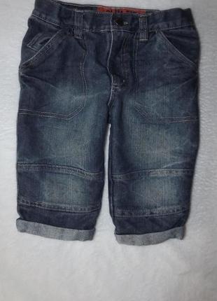 Шорты джинс denimco