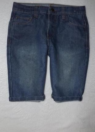 Шорты джинс denim co