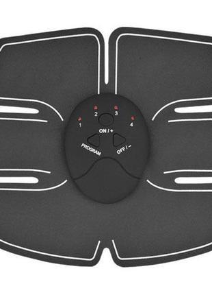 Пояс Ems-trainer стимулятор мышц пресса миостимулятор для поху...