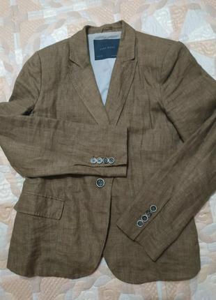 Пиджак 100% лен