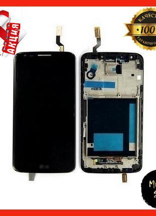 Дисплей (экран) для LG D802 G2/ D805 G2 с сенсором/ тачскрином...