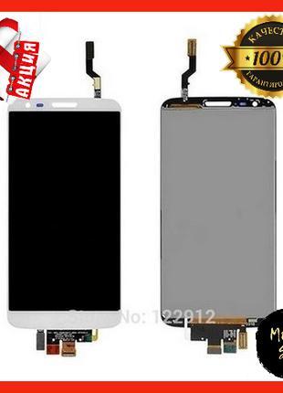 Дисплей (экран) для LG D800 G2/ D801/ D803/ LS980/ VS980 с сен...