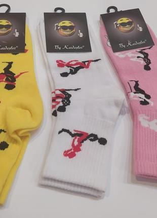 Носки женские kardesler камасутра турция супер дизайн и качество