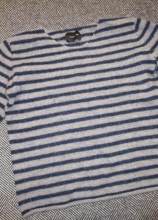 Теплый свитер люксового бренда