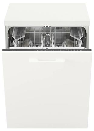 Встраиваемая посудомоечная машина IKEA BDW RENG 600 NE, серый