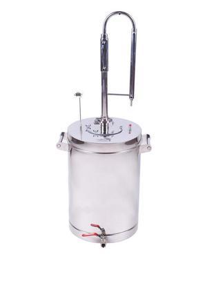 Дистиллятор бытовой из нержавейки Smoke House Стандарт 50 л.
