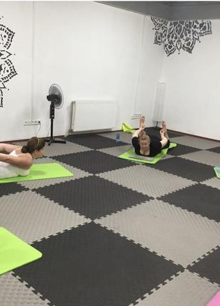 Тренер по флай йоге