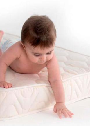 Акция! Распродажа кокосовых матрасов в детскую  кроватку.