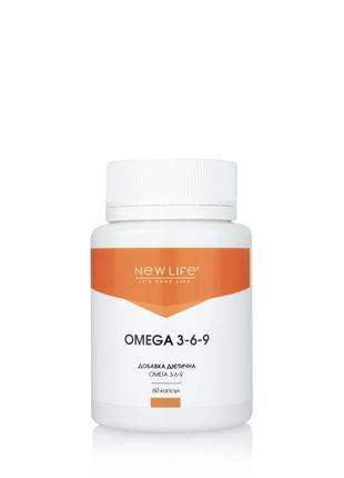 Omega 3-6-9 в мягких капсулах