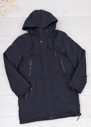 Мужская зимняя куртка,  мужская парка